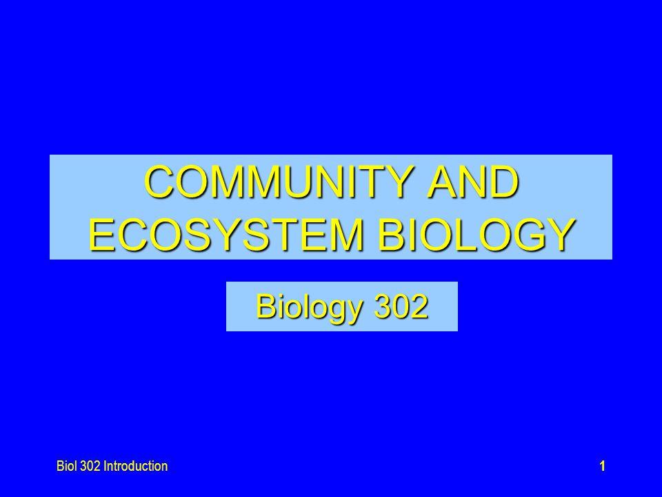 Biol 302 Introduction2