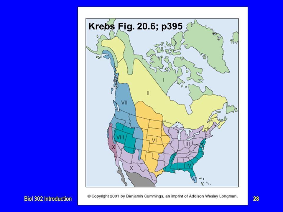 Biol 302 Introduction28 Krebs Fig. 20.6; p395