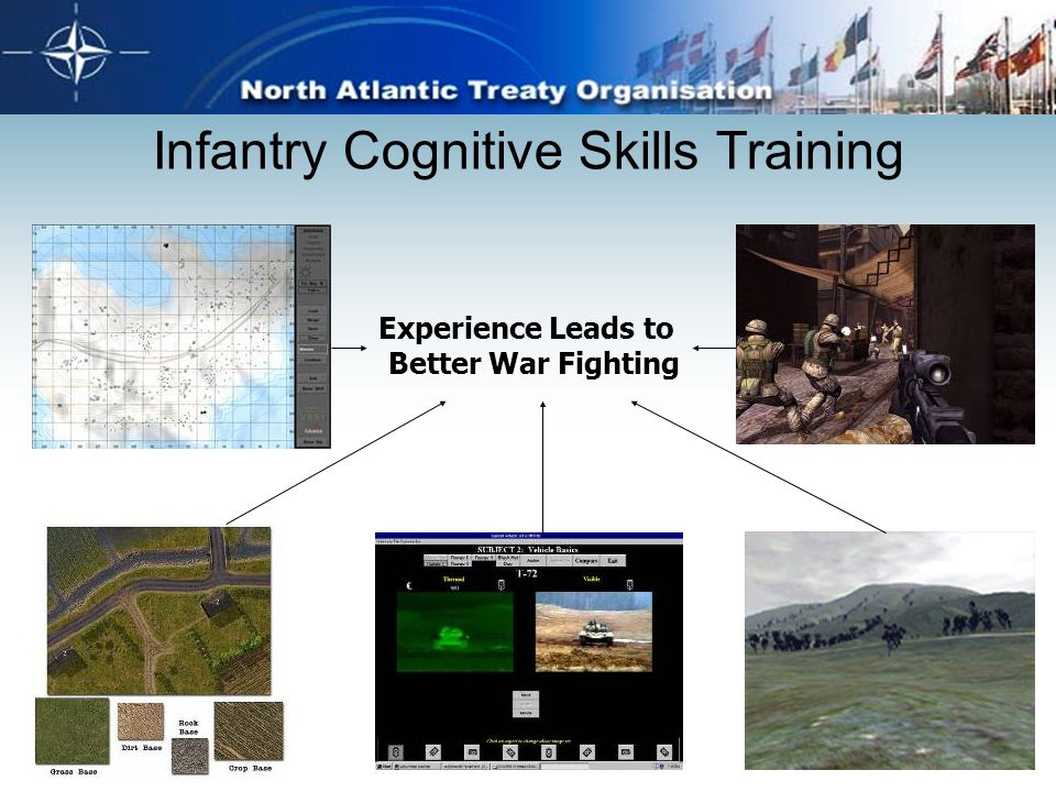 Experience Leads to Better War Fighting Infantry Cognitive Skills Training