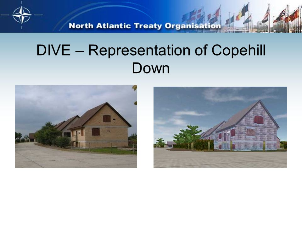 DIVE – Representation of Copehill Down