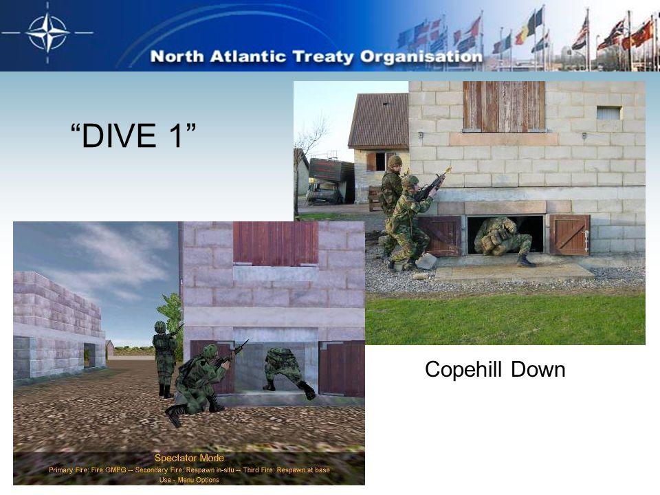 DIVE 1 Copehill Down