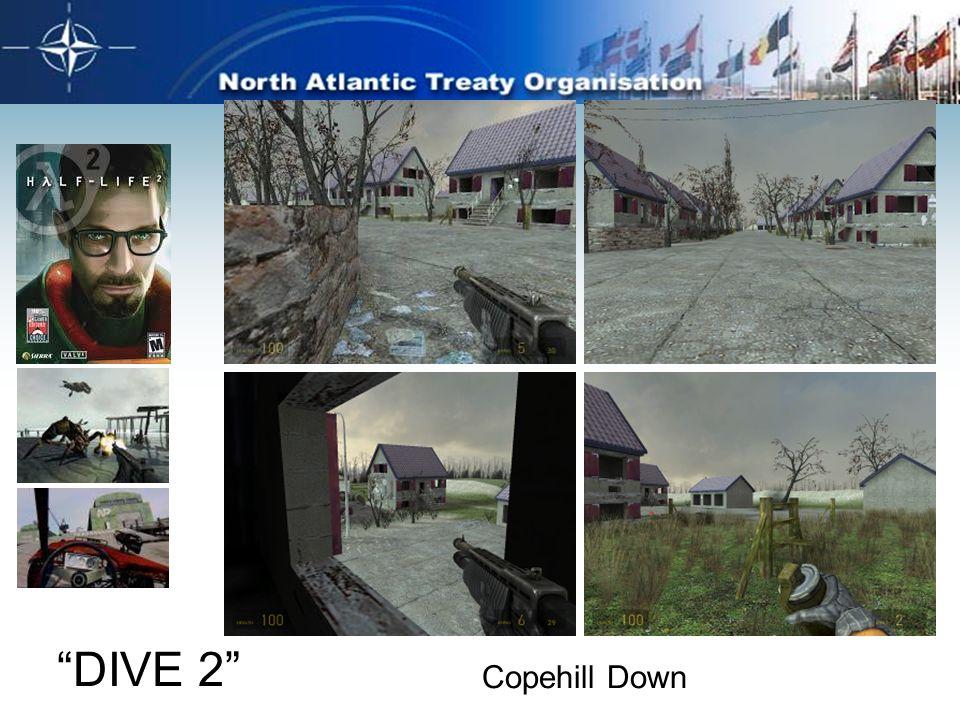 DIVE 2 Copehill Down