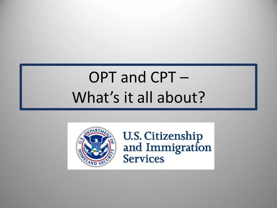 OPT – How to Apply Download form I-765 and instructions for the Diversity Center Website, or pick up a packet in the LDC.