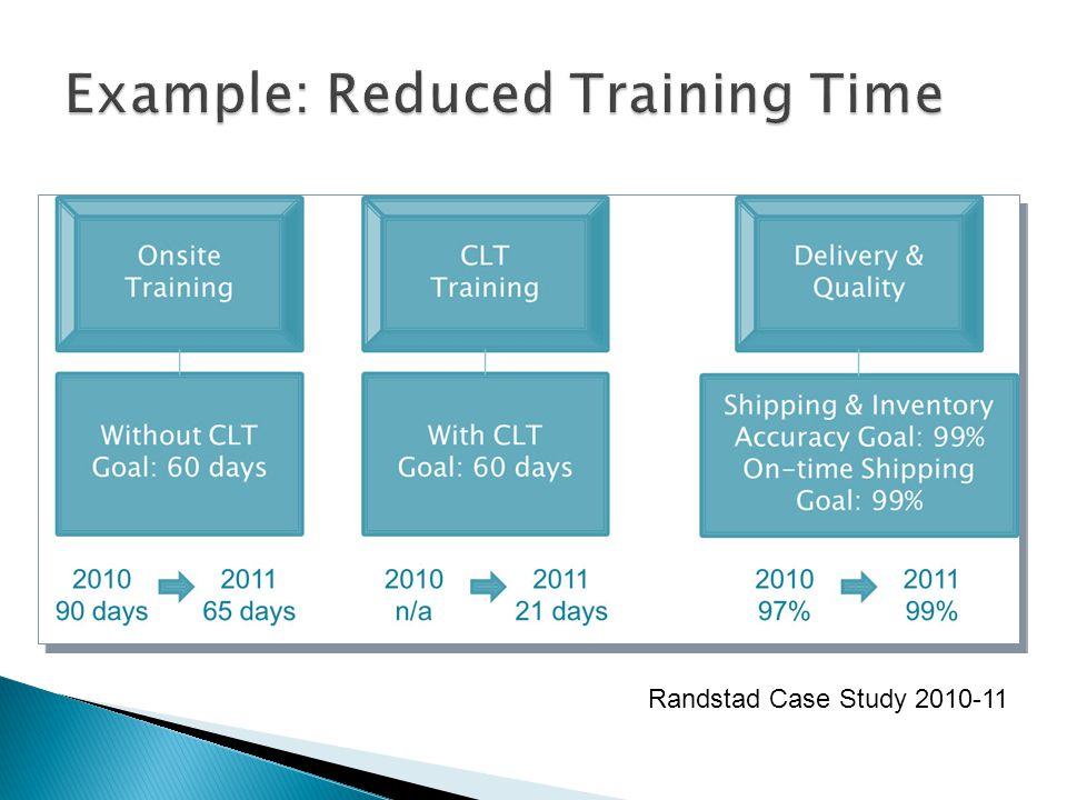 Randstad Case Study 2010-11