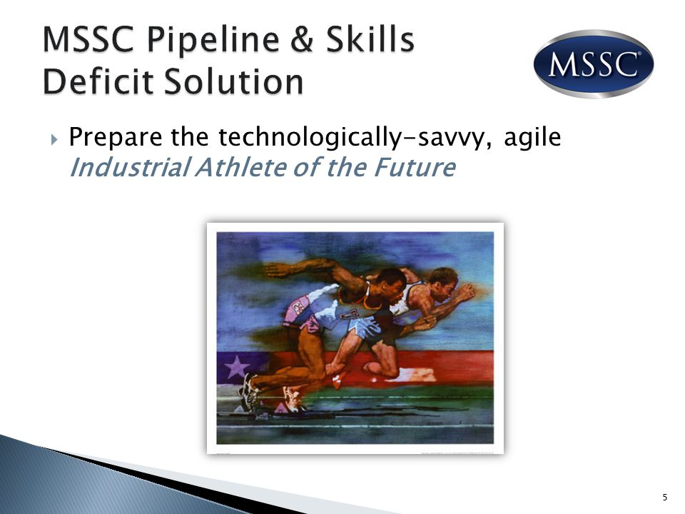  Prepare the technologically-savvy, agile Industrial Athlete of the Future 5