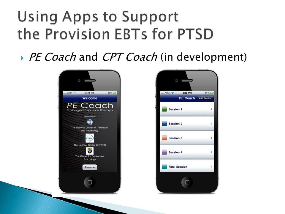  PE Coach and CPT Coach (in development)