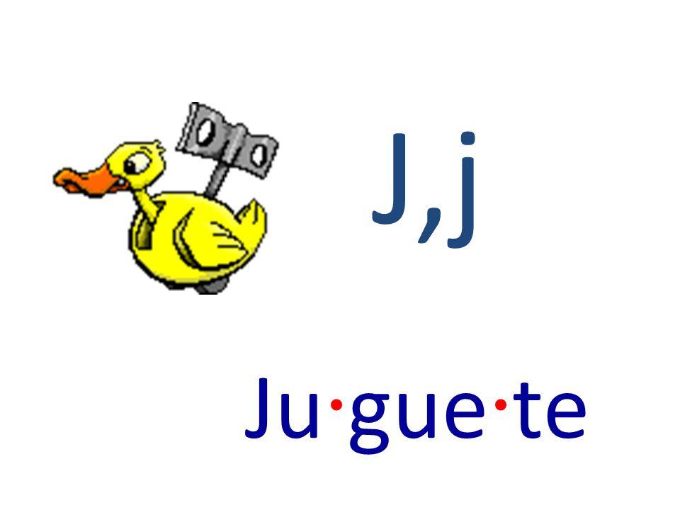 J,j Ju · gue · te