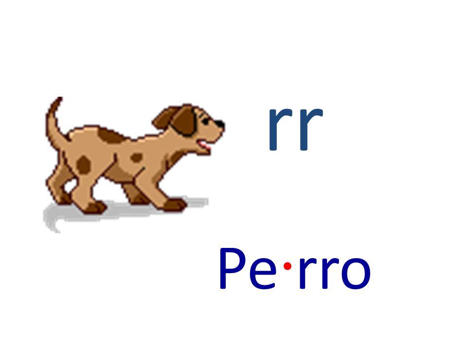 rr Pe · rro