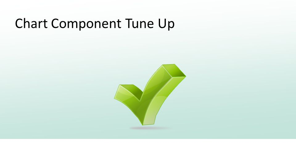 Chart Component Tune Up