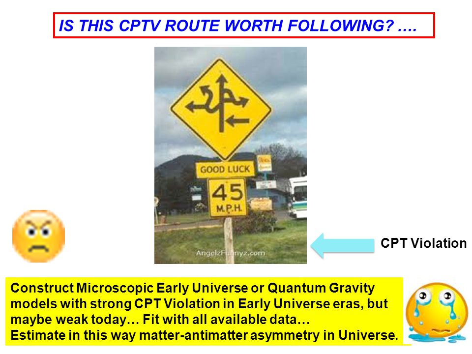 IS THIS CPTV ROUTE WORTH FOLLOWING. ….