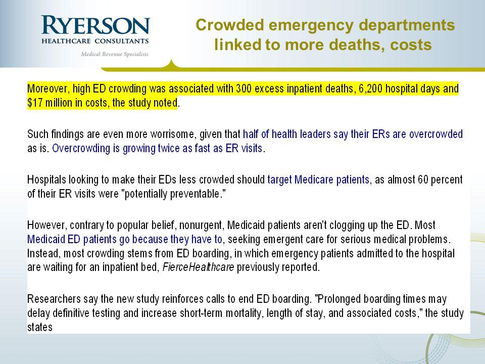 GOALS: Nursing to escort all ED patients to discharge desk.