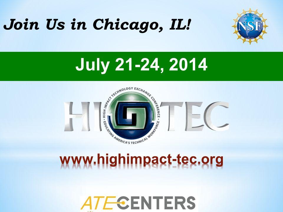 July 21-24, 2014