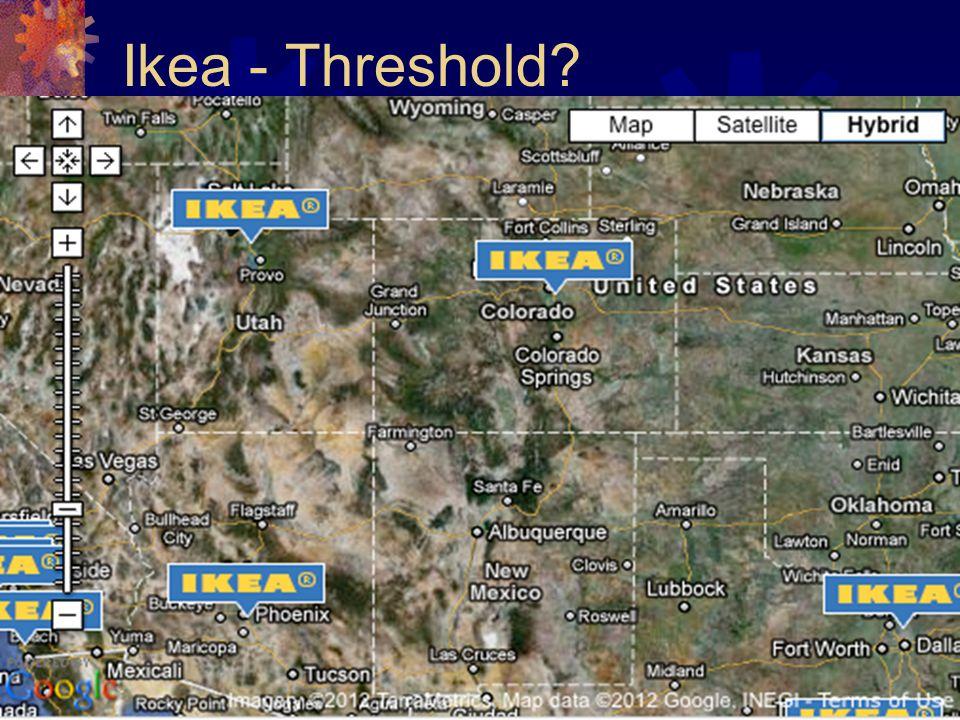 Ikea - Threshold