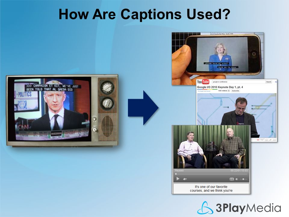 Captions Plugin