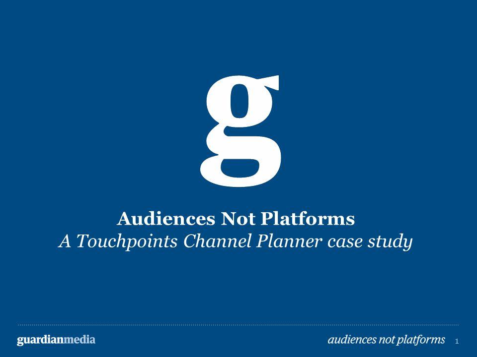 12 NEW: Audiences Not Platforms V2.0 ANP v2.0 Enhanced Channel Data Social Data Industry Collaboration