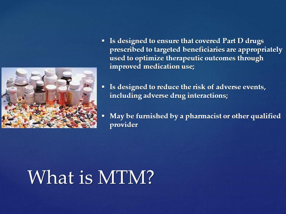 Establishing MTM http://pharmacist.com/implementing-mtm-your-practice