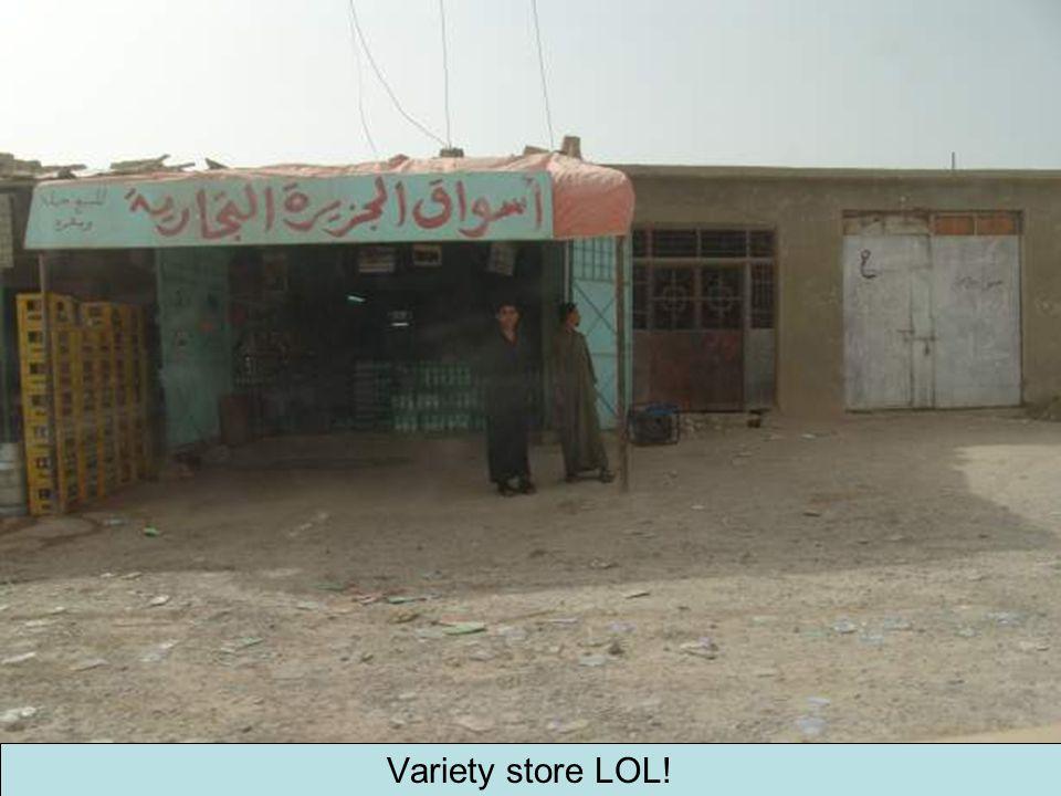 Variety store LOL!