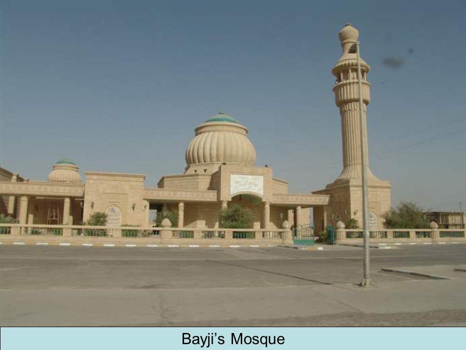 Bayji's Mosque