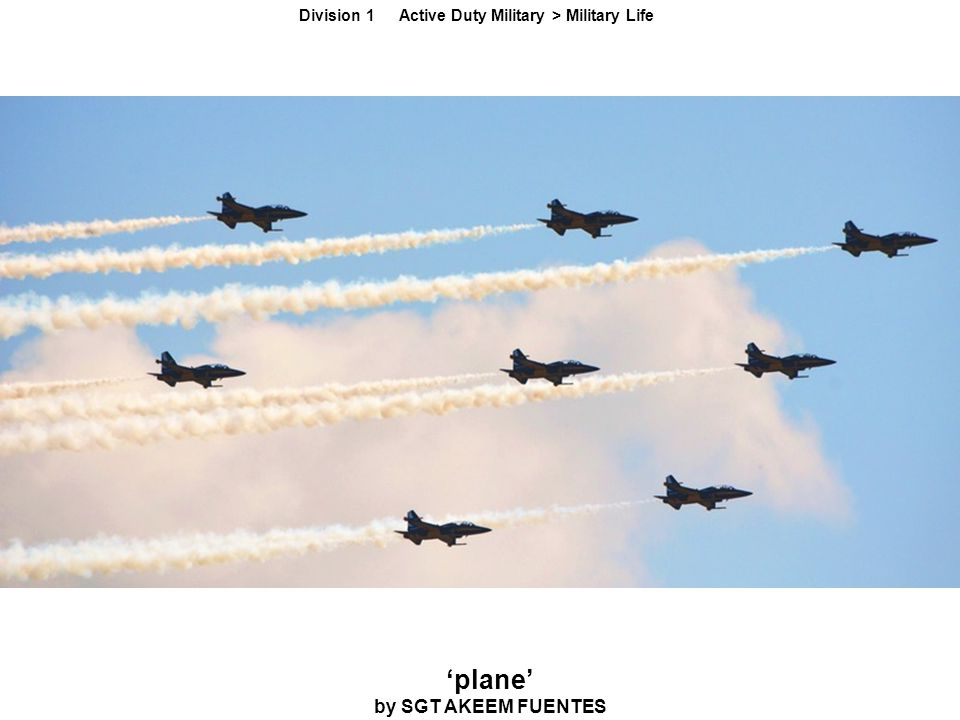 'plane' by SGT AKEEM FUENTES Division 1 Active Duty Military > Military Life