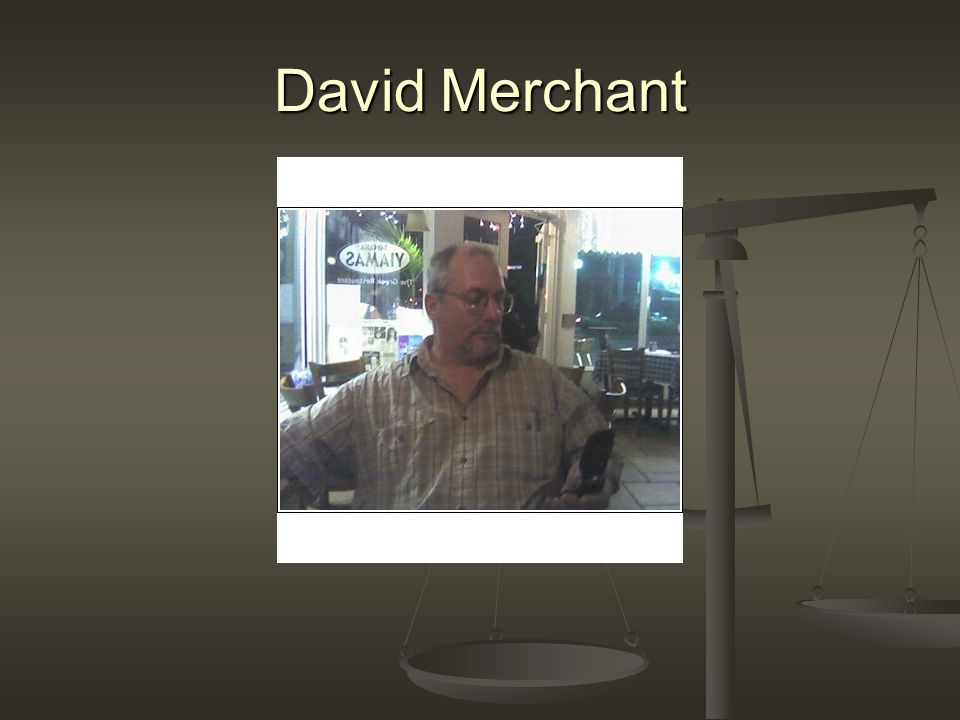 David Merchant