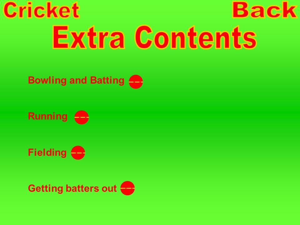 Wickets Batter Waiting Batters Bat Cone Bowler Ball Fielders