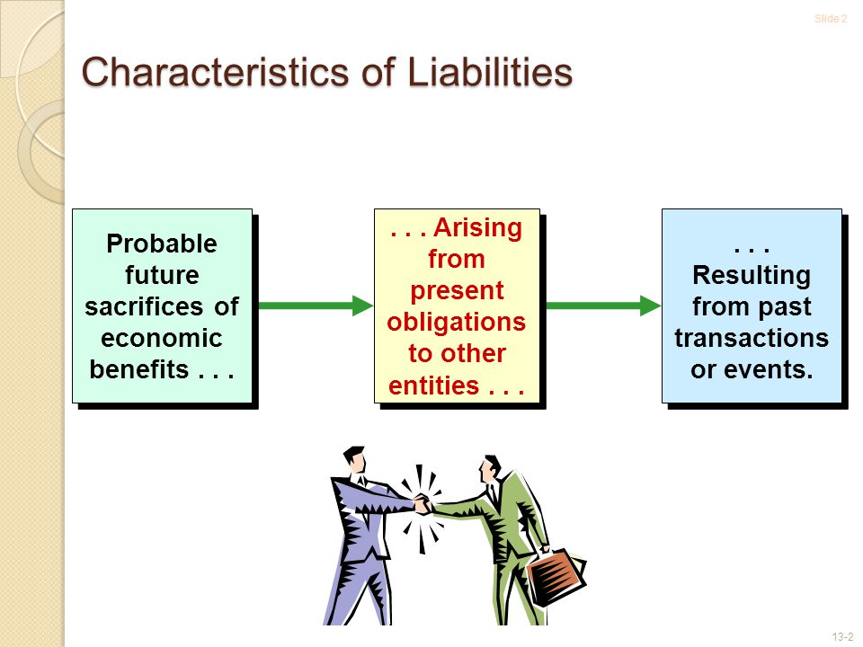 Slide 3 13-3 What is a Current Liability.
