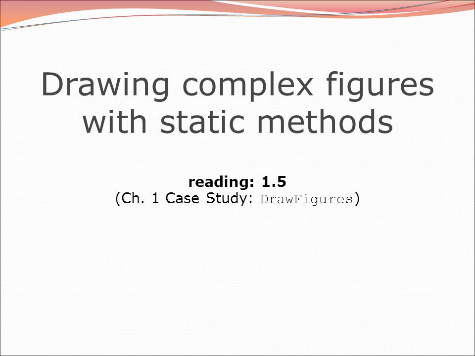 24 Static methods question Write a program to print these figures using methods.