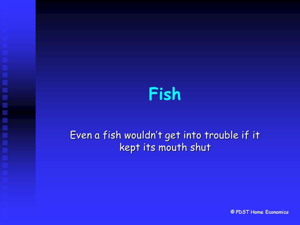 Classification of fish Classified by Habitat Fresh water e.g.