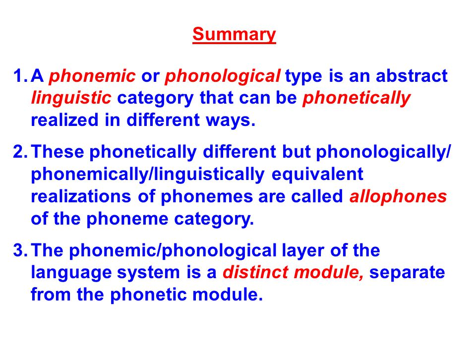 Terminology In English,  and  are: 1.