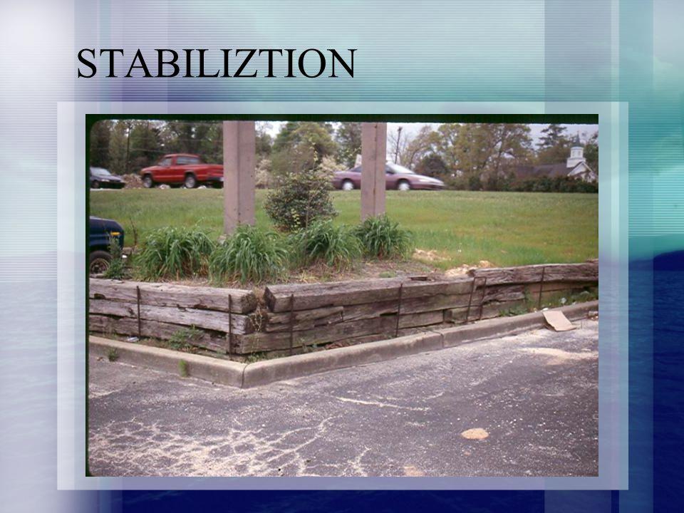 STABILIZTION