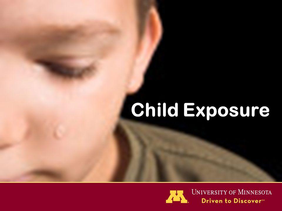 Child Exposure