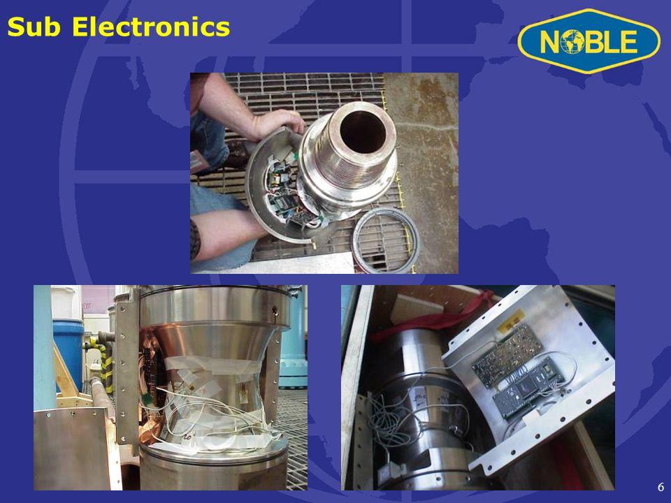 6 Sub Electronics