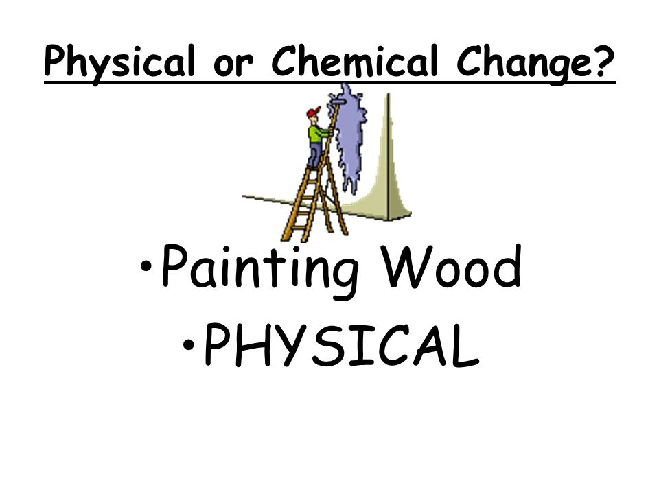 Chemical changes are changes substances undergo when they become new or different substances.