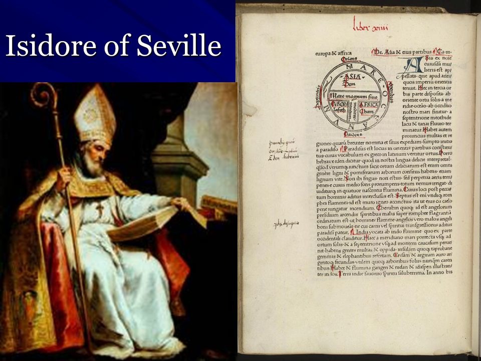 Isidore of Seville Isidore of Seville