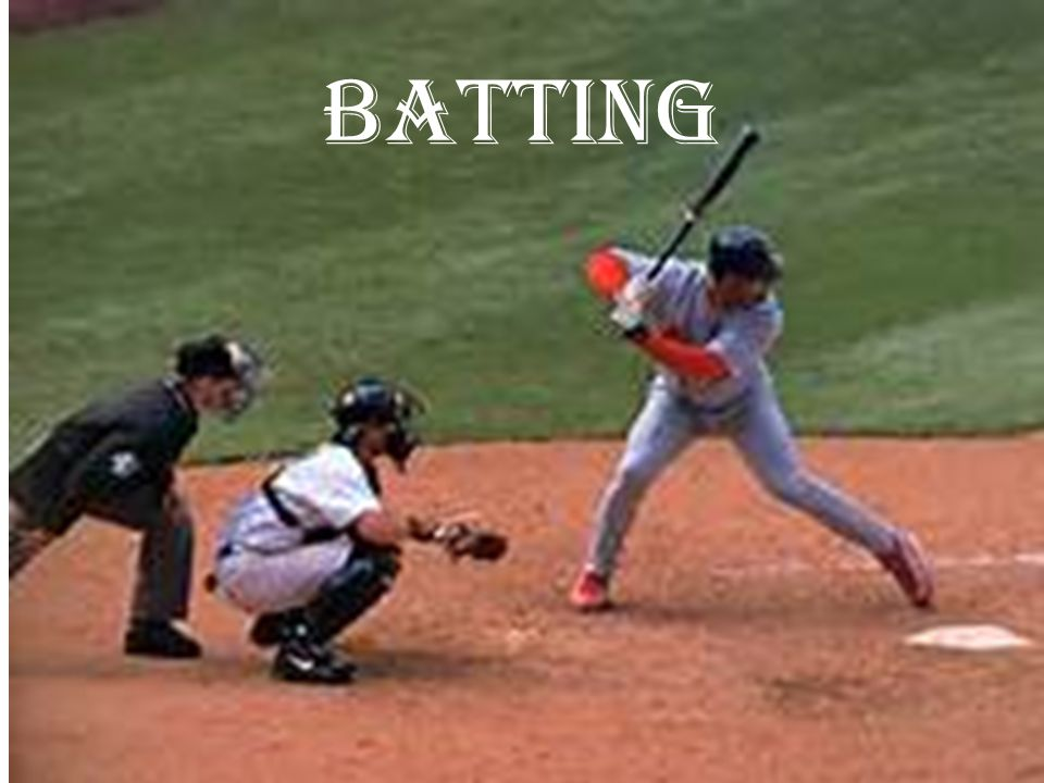 Batting position and order