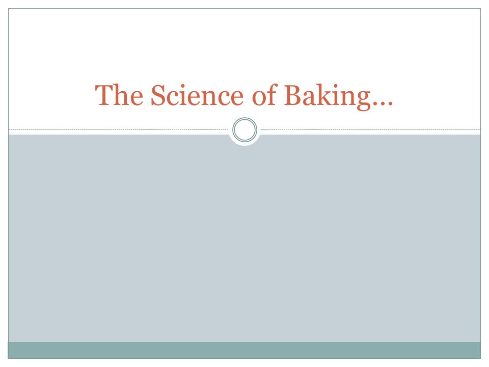 How Leavening Agents Work… Trapped Air Air is trapped when you sift, cream fat & sugar together, beat egg whites, or beat batter.