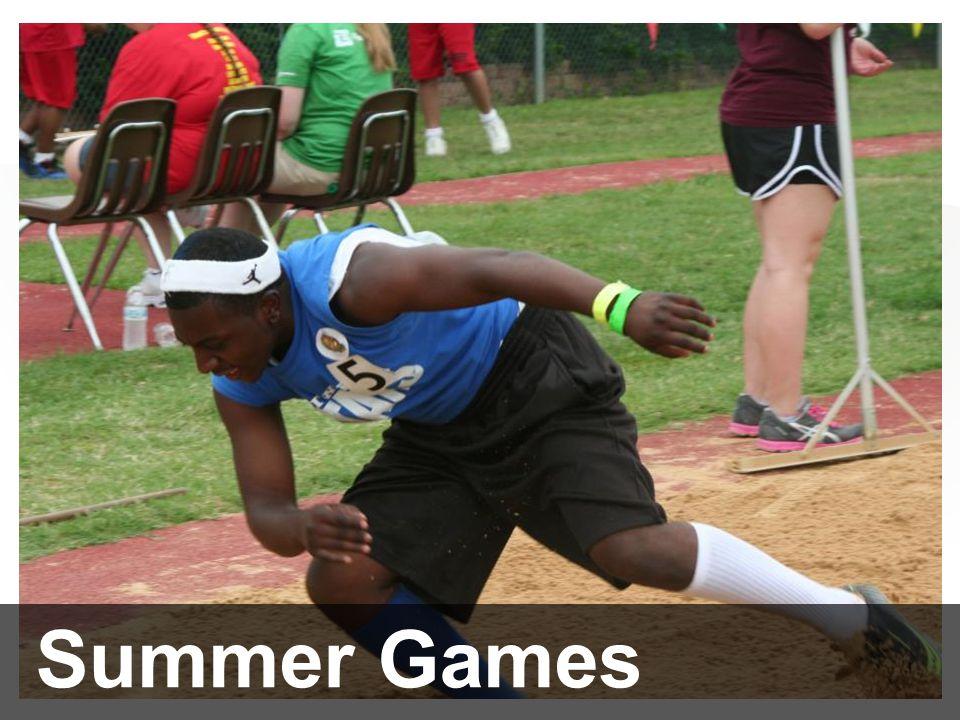 18 Summer Games