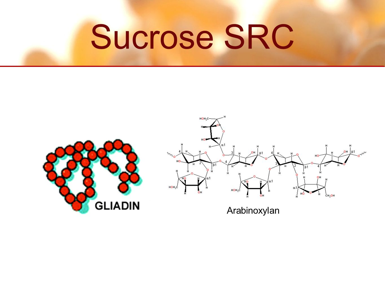 Sucrose SRC 9 33 Arabinoxylan