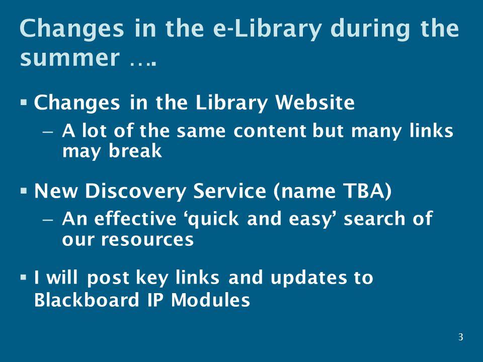 14 Database searching (2)