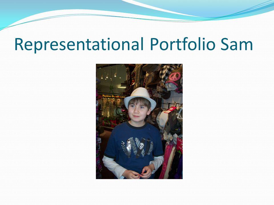 Representational Portfolio Sam