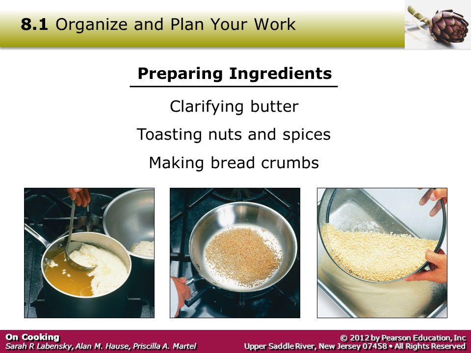 On Cooking Sarah R Labensky, Alan M. Hause, Priscilla A.