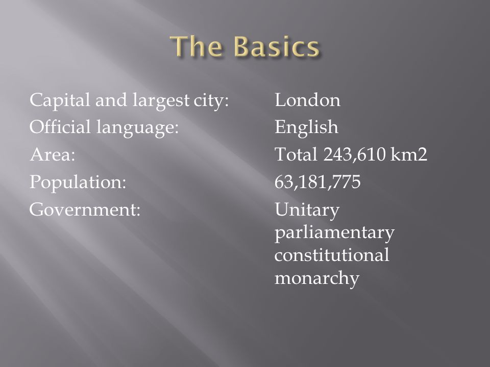 25% of the people living in London today are born in another country.