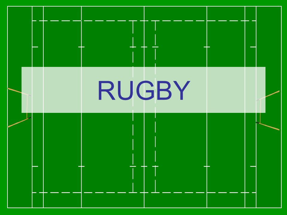 Positions The purpose of the backs is to move the ball down the field and score a try.