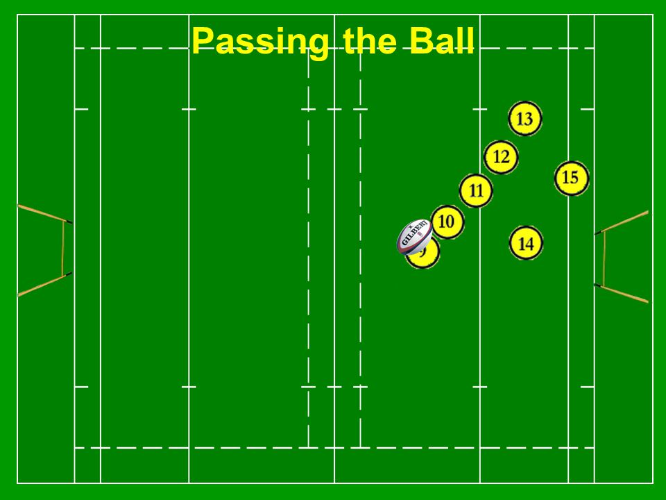 Passing the Ball