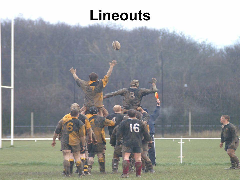 Lineouts