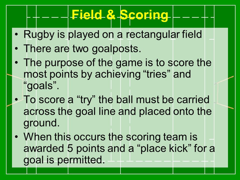 The ball is passed from player to player to avoid to avoid the other team's players