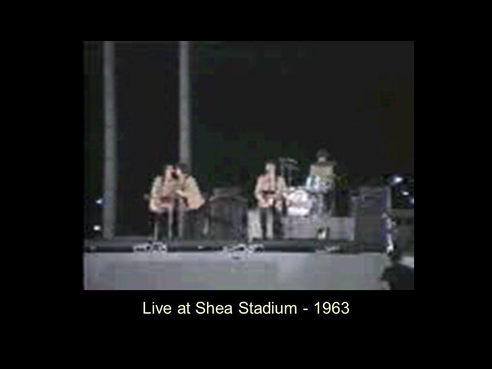 Live at Shea Stadium - 1963
