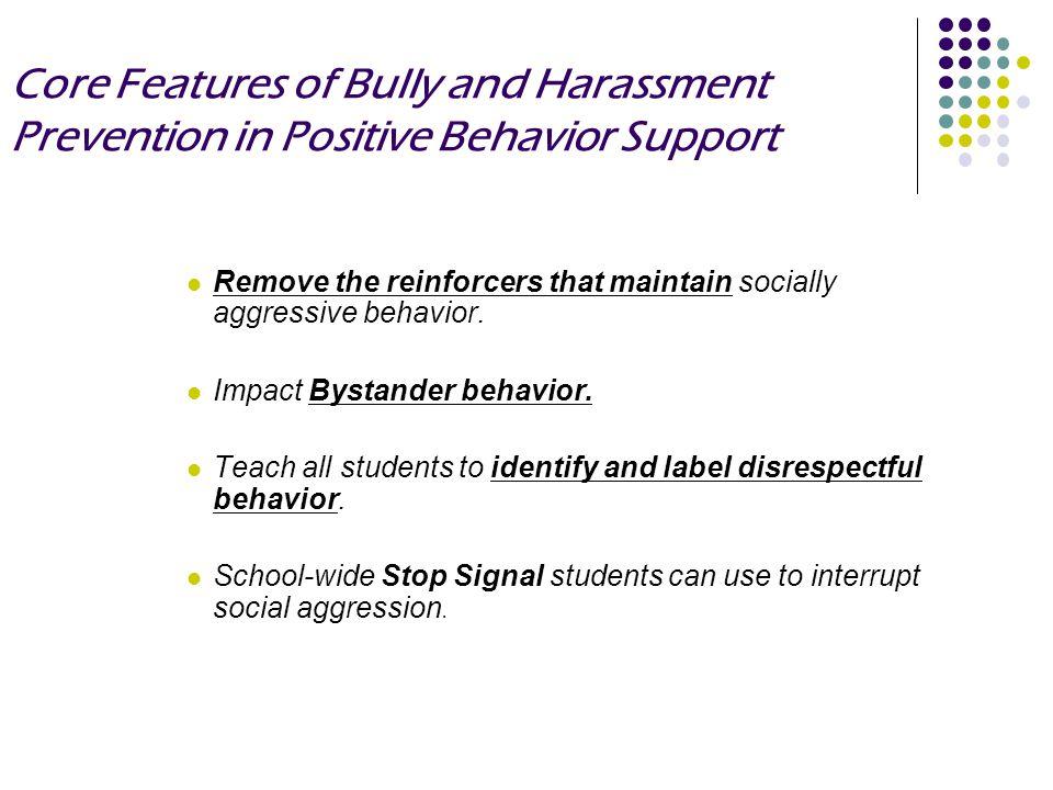 What Rewards Bullying.
