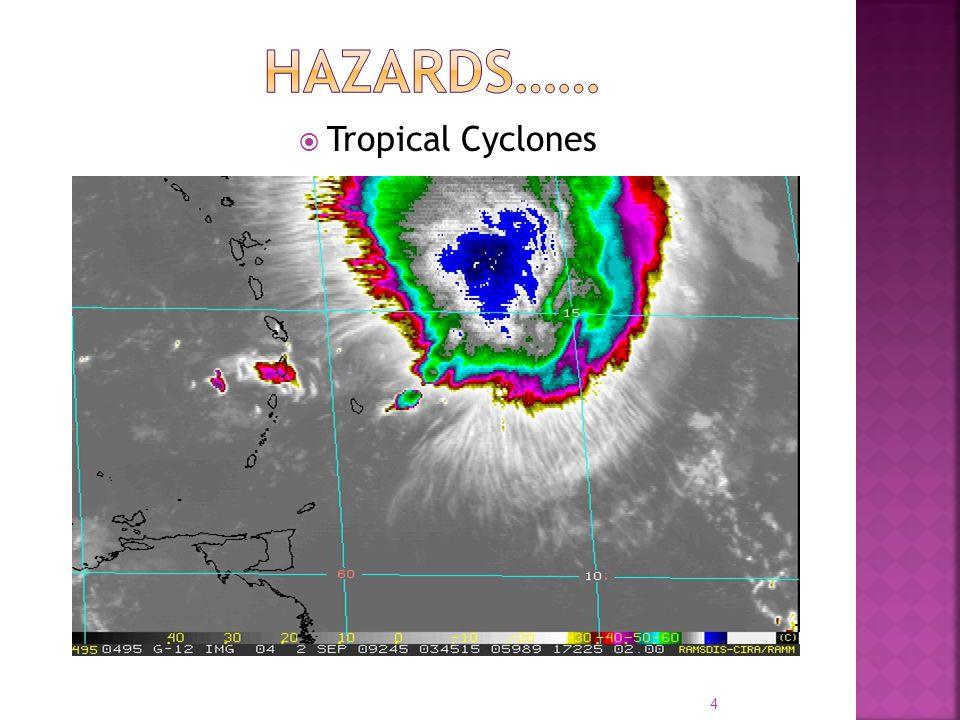  Tropical Cyclones 4