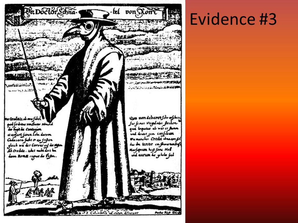 Evidence #3
